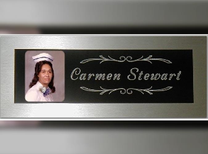 Casket Nameplates